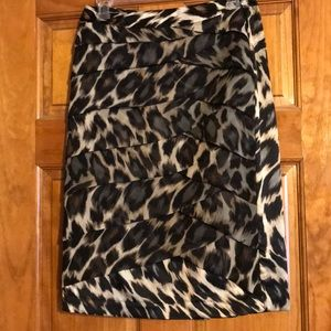 Knee Length skirt worn 1-4 times